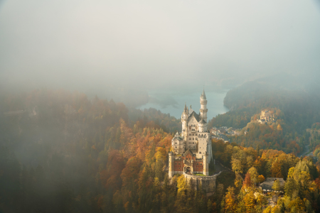 Picture no: 11682412 Neuschwanstein im Nebel Created by: Achim Thomae