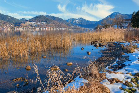 Picture no: 11687308 Winterimpression am Tegernsee Created by: SusaZoom