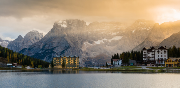 Picture no: 11694836 Lago Di Misurina, Dolomiten Created by: orxy