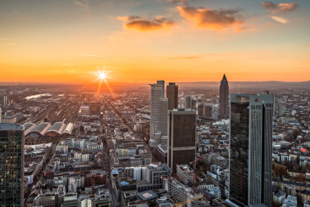 Picture no: 11700006 Downtown Frankfurt Created by: Achim Thomae