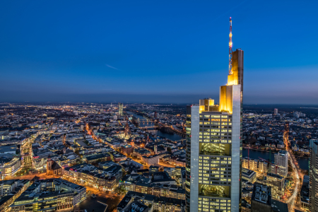 Picture no: 11701698 Frankfurt von oben Created by: Achim Thomae