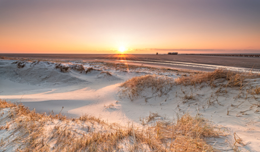 Picture no: 11701968 Winterlicht St.Peter Ording Created by: Nordbilder