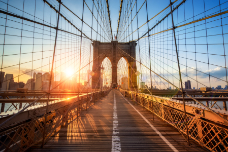 Picture no: 11713392 Brooklyn bridge in New York City Created by: eyetronic