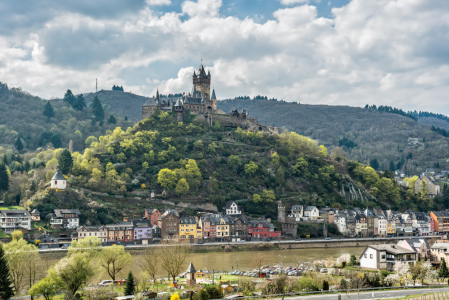 Picture no: 11749902 Cochem mit Burg 93 Created by: Erhard Hess