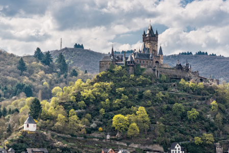 Picture no: 11749910 Burg Cochem 15-neu Created by: Erhard Hess
