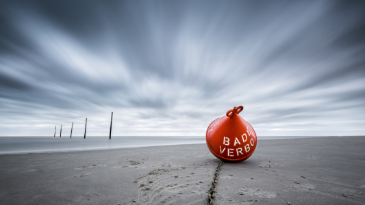 Picture no: 11750428 Badeverbot 2 - St Peter Ording Created by: Licht-Pixel-Fotografie