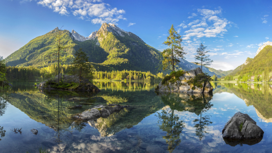 Picture no: 11758232 Hintersee in Berchtesgaden Created by: Dieter Dieter Meyrl