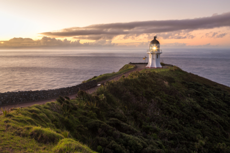 Picture no: 11758400 Cape Reinga Lighthouse Created by: TomKli
