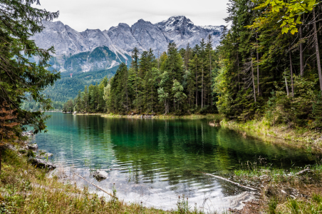 Picture no: 11758508 Eibsee-Bucht 74 Created by: Erhard Hess