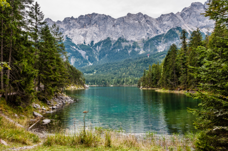 Picture no: 11758752 Eibsee-Bucht 67 Created by: Erhard Hess