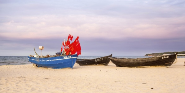 Picture no: 11760186 Boote am Strand Created by: Werner Reins