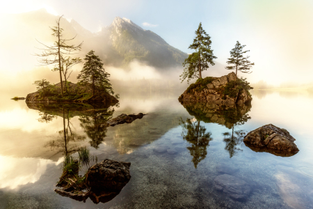 Picture no: 11775422 Hintersee Berchtesgaden Ramsau Created by: Thomas Herzog