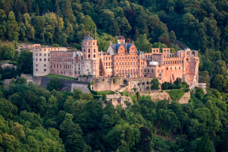 Picture no: 11780506 Heidelberger Schloss am Abend Created by: eyetronic
