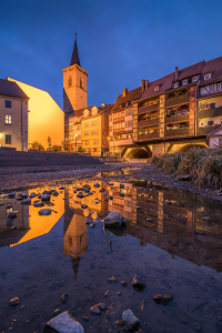 Picture no: 11781622 Erfurt am Abend Created by: Martin Wasilewski