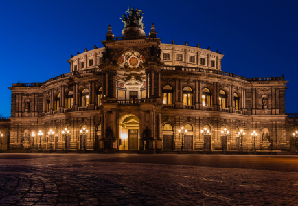 Picture no: 11782558 Semperoper Dresden Created by: mije-shots