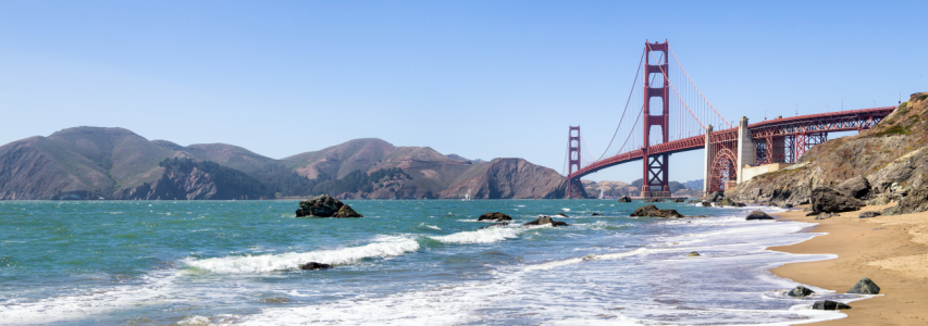 Picture no: 11785220 Golden Gate Bridge Panorama Created by: eyetronic