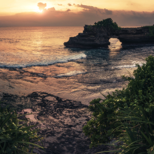 Picture no: 11786986 Bali - Pura Batu Bolong  Created by: Jean Claude Castor