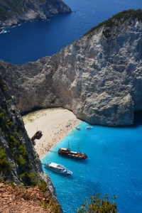 Picture no: 11791264 Navagiobucht Zakynthos Created by: Bettina Schnittert