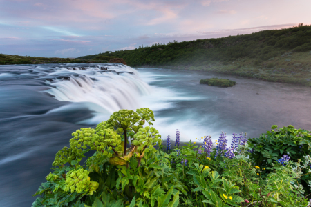 Picture no: 11792322 Faxi Foss - Island Created by: Phototravellers