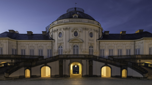 Picture no: 11800900 Schloss Solitude bei Stuttgart Created by: Photorelease-Stuttgart