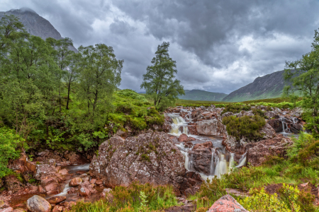 Picture no: 11805662 Glen Etive  Schottland Created by: HeschFoto