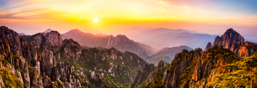 Picture no: 11809820 Huangshan Gebirge in China Created by: eyetronic