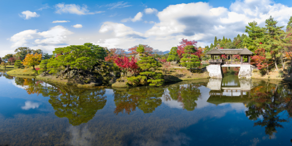 Picture no: 11812416 Kaiserliche Villa Shugakuin Rikyu in Kyoto, Japan Created by: eyetronic