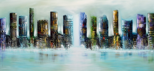 Picture no: 11815543 Skyline  Created by: GenaArt