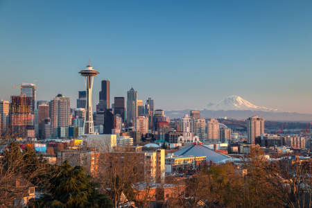 Picture no: 11816869 Seattle Skyline Created by: TomKli