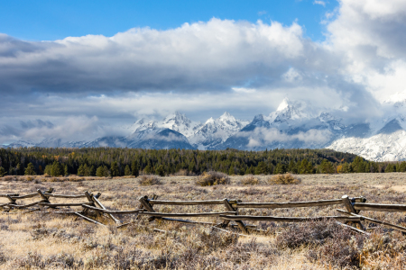 Picture no: 11841867 Teton Range Created by: TomKli