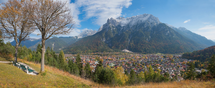 Picture no: 11853228 Panorama Mittenwald Created by: SusaZoom