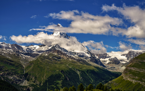 Picture no: 11856720 Matterhorn Zermatt Schweiz Created by: Achim Thomae