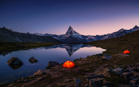 Picture no: 11857072 Gute Nacht Matterhorn Created by: Achim Thomae