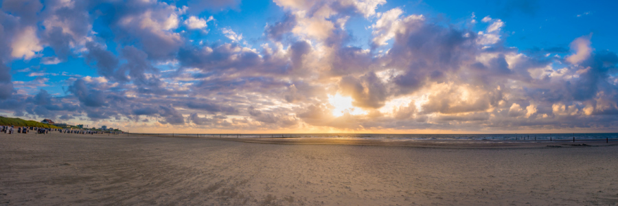 Picture no: 11864820 Strandpanorama von Norderney  Created by: Bart-Achilles