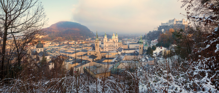 Picture no: 11869213 Winterliches Salzburg Created by: SusaZoom