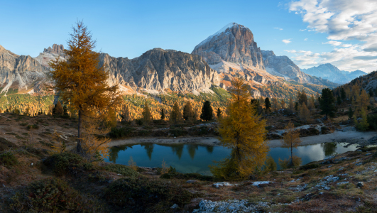 Picture no: 11872884 Bergpanorama in den Dolomiten Created by: Graphitone