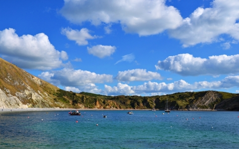 Picture no: 11874543 Lulworth Cove Created by: Bauduin Ute