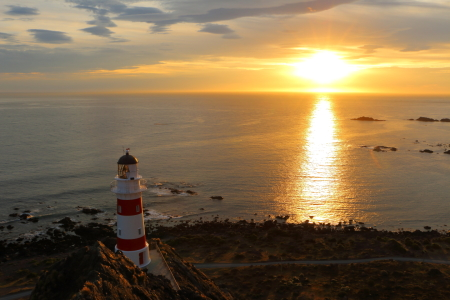 Picture no: 11875467 Lighthouse at Cape Palliser Created by: DM88