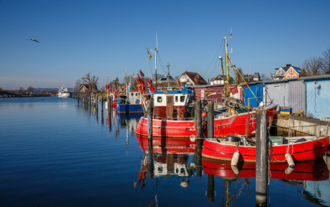 Picture no: 11876785 Fischerhafen Created by: Werner Reins