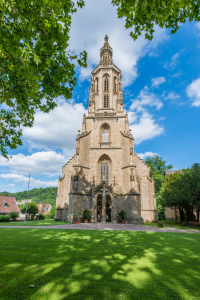 Picture no: 11877463 Meisenheim-Schlosskirche Created by: Erhard Hess
