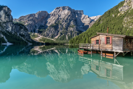 Picture no: 11878737 Pragser Wildsee Südtirol Created by: Achim Thomae