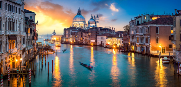 Picture no: 11878768 Canal Grande in Venedig, Italien Created by: eyetronic