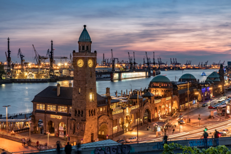 Picture no: 11884064 Hamburg Citylights Created by: Achim Thomae