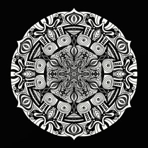 Picture no: 11884462 Mandala Created by: Gabi Siebenhühner