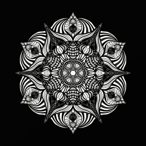 Picture no: 11884481 Mandala Created by: Gabi Siebenhühner