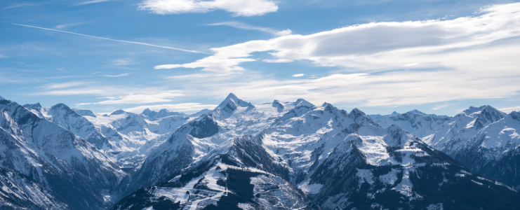 Picture no: 11888490  Blick zum Kitzsteinhorn  Created by: Gregor Handy