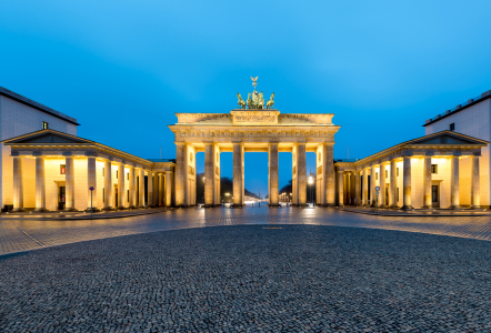 Picture no: 11889604 Berlin Brandenburger Tor Created by: Jens Hollerith