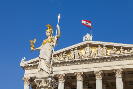 Picture no: 11889672 Parlament in Wien Created by: dieterich