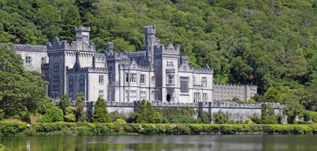 Picture no: 11893216 Kylemore Abbey Irland Created by: KundenNr-264508