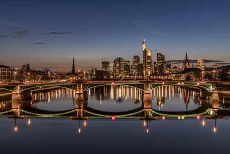 Picture no: 11895418 Frankfurt Citylights Created by: Achim Thomae